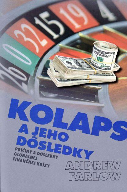 Obálka knihy Kolaps a jeho dôsledky - INLIBRI