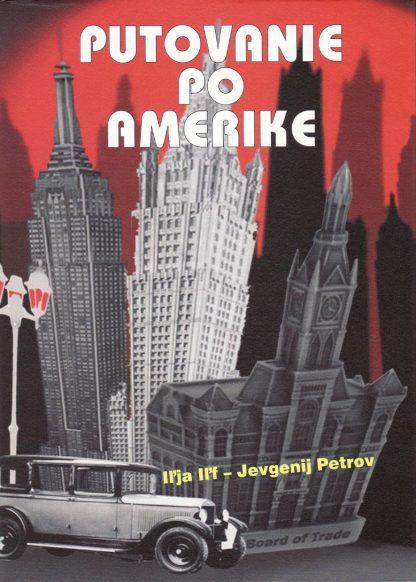 Obálka knihy Putovanie po Amerike