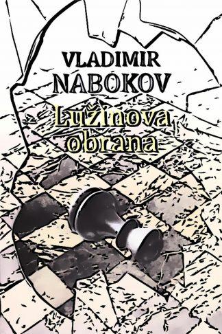 Ilustrácia knihy Lužinova obrana od autora: V. Naboko - INLIBRI